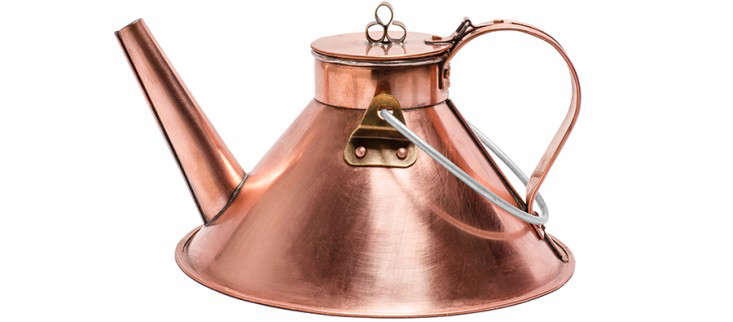 Copper Tea Kettle Gardenista Kaufmann Mercantile