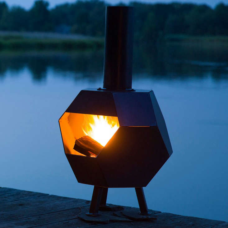 10 Easy Pieces Chimineas Gardenista