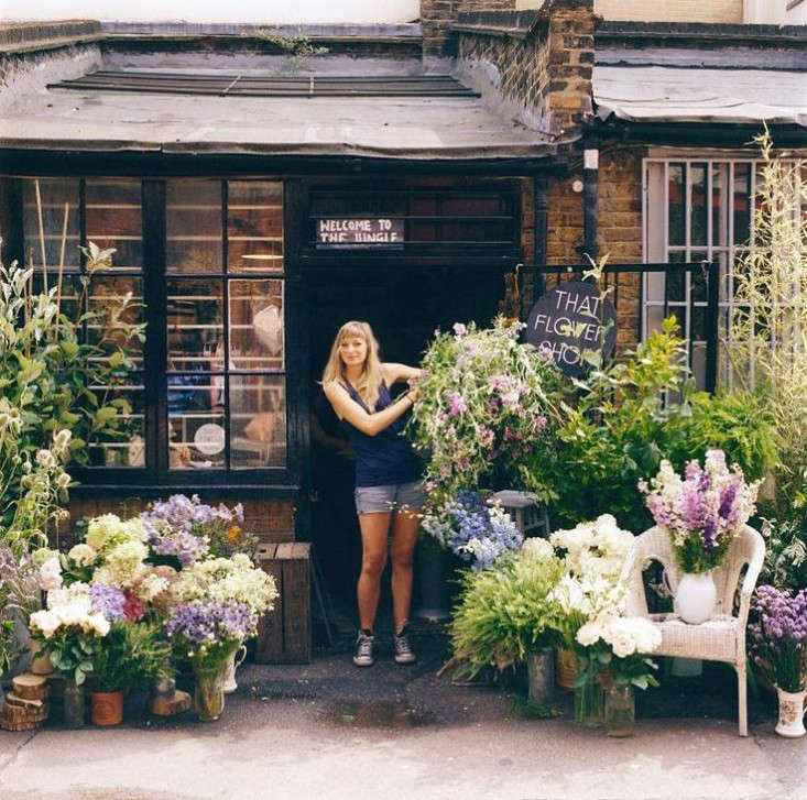The New It Girls: 7 Must-Shop Florists In London: Gardenista