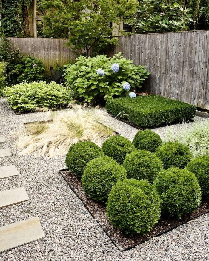 Hardscaping 101 Design Guide For Fences Height Styles: Hardscaping 101: Metal Landscape Edging: Gardenista