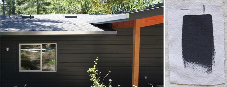 Best Benjamin Moore Exterior Paint: Black Magic: Architects' 8 Top Paint Picks: Gardenista