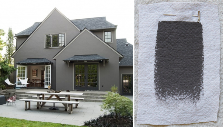 Shades Of Gray Architects Pick The 10 Best Exterior Gray Paints Gardenista
