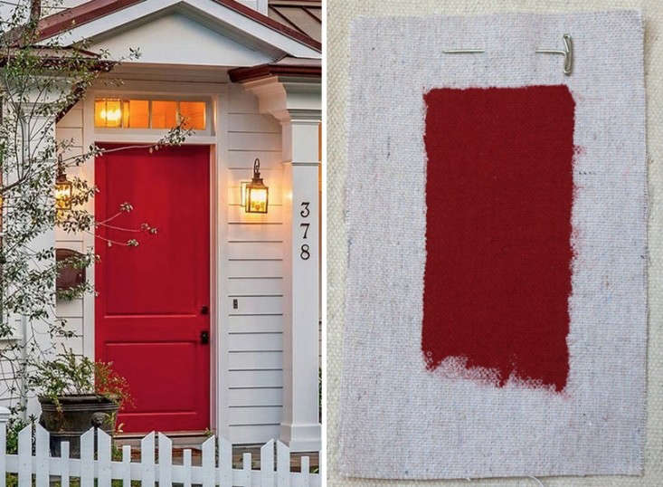 The 8 Best Red Exterior House Paints Gardenista