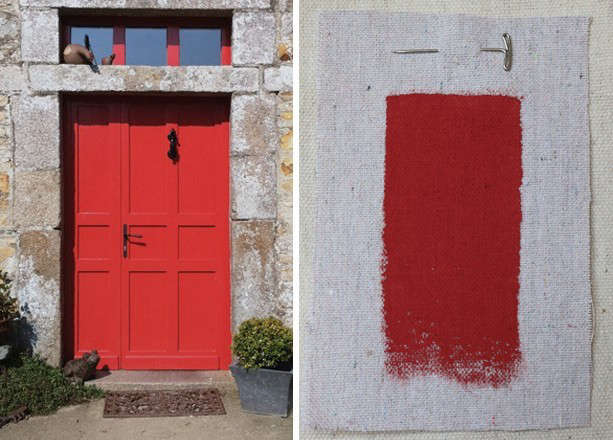 The 8 best red exterior house paints gardenista - Farrow and ball exterior paint colors model ...