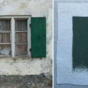 Best-paint-colors-for-green-shutters-Farrow-&-ball-green-smoke-gardenista