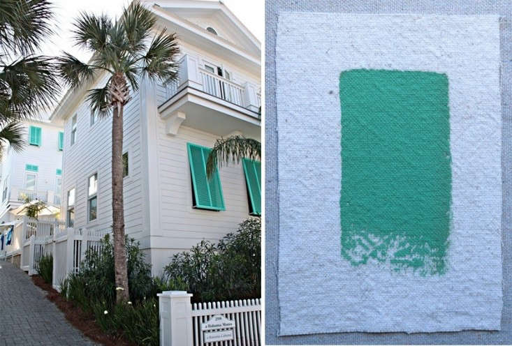 Palette Amp Paints 10 Paint Picks For The Perfect Green