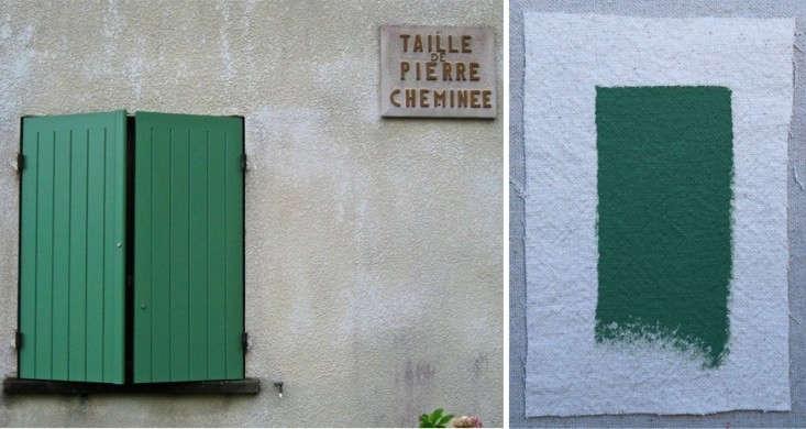 Best-paint-colors-for-green-shutters-pratt-and-lambert-clover-gardenista