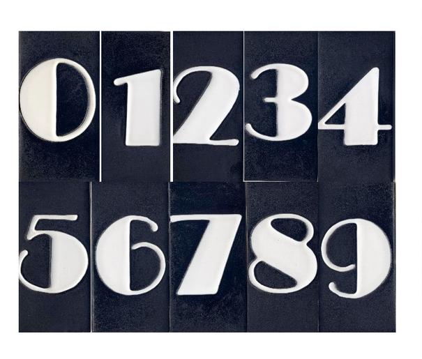 Black-tile-house-number-art-deco-gardenista