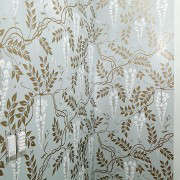 Cole & Son botanical wallpaper Michelle's bathroom 2 l Gardenista