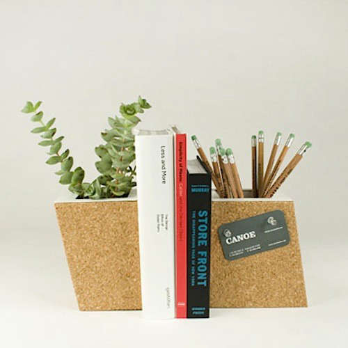 Cork-Planter-Bookends-Canoe-Online-Gardenista
