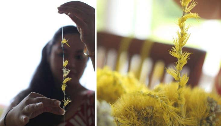 Love Hawaiian Style The Art Of Lei Making Diy Gardenista