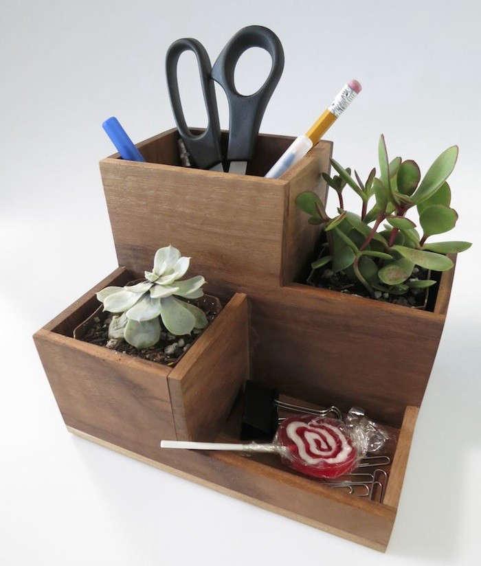 DIY-Office-Organizer-Planter-by-Tessalene-Gardenista