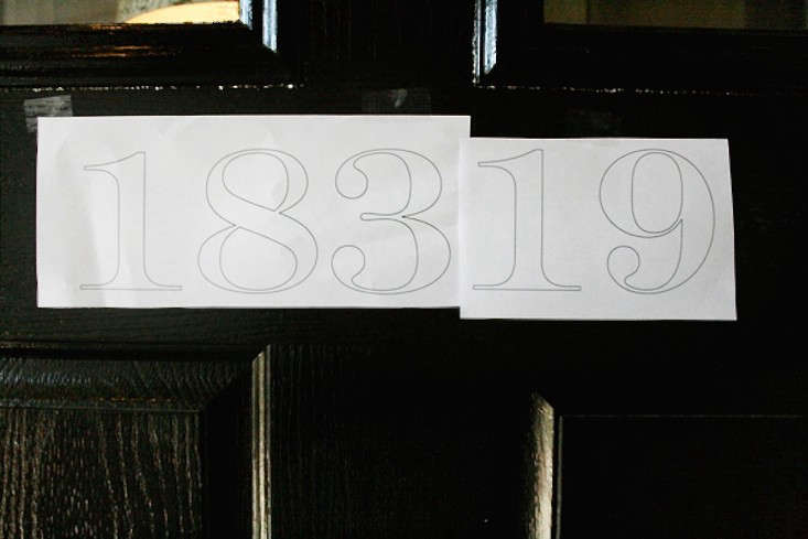 DIY-painted-house-numbers-DIY-trace-gardenista