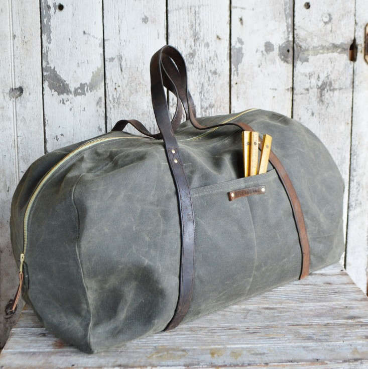 Duffle Bag by Peg and Awl, Gardenista