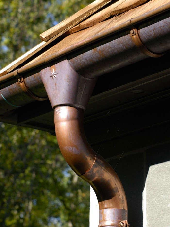 EuroGutter-copper-gutter-downspout-gardenista