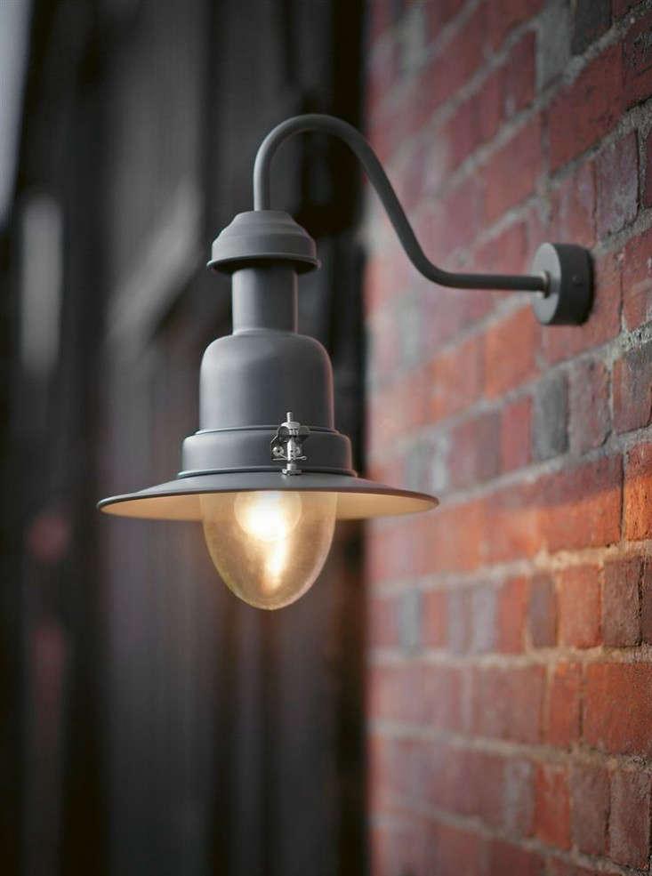 Wall Mounted Fishing Lamp