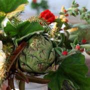 Gardenista_ArtichokeArrangementClose