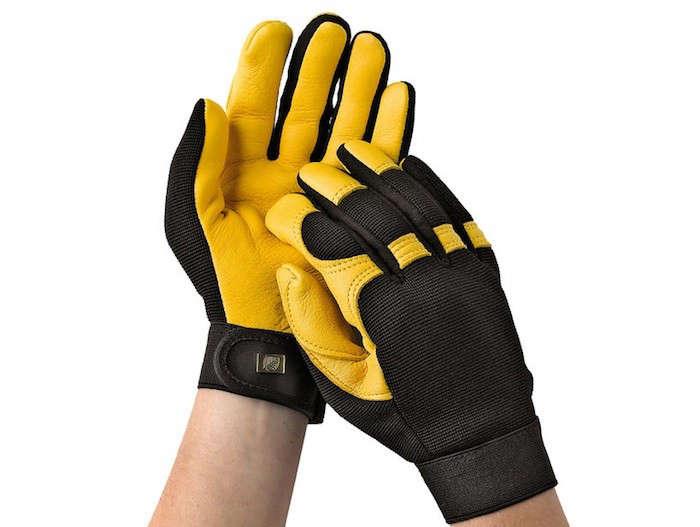 Gold-Leaf-Soft-Touch-Glove-Gardenista