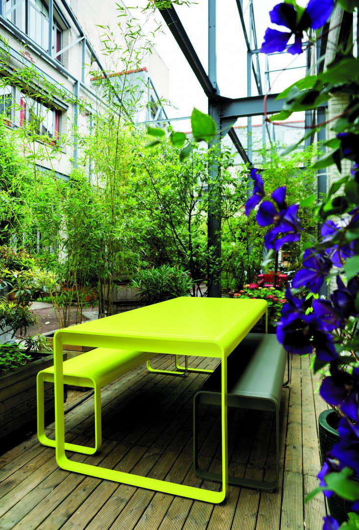Grow-London-Fermob-table