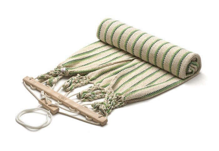 Hammock-Simple-Cotton-green-detail