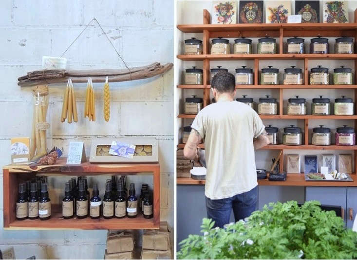 Homestead Apothecary in Oakland, Gardenista