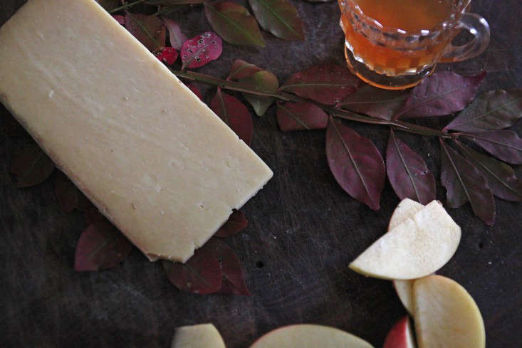 Jasper Hill Cheese Caves, Cabot CLothbound Cheddar pairing, by Justine Hand for Gardenista