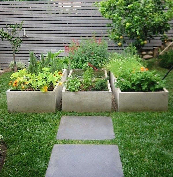 Landscape Design: 10 Gardens Transformed By Raised Beds