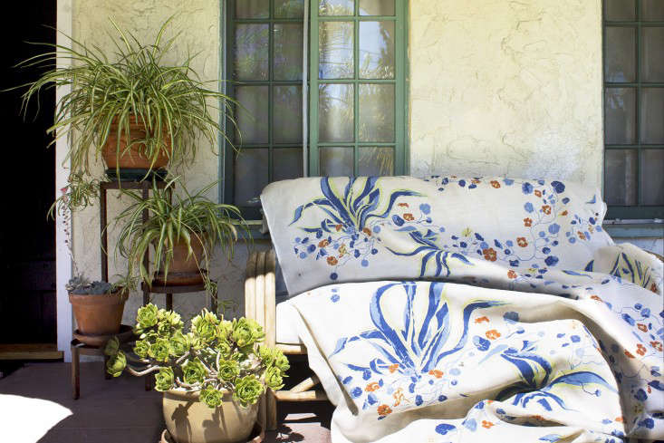 Ode To Southern California New Botanical Fabrics From