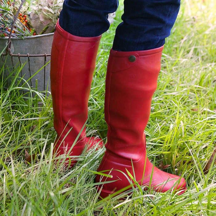 Le-Chameau-Rain-Boots-at-Terrain-Gardenista