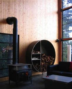 Lundberg cabin Sonoma ; Gardenista