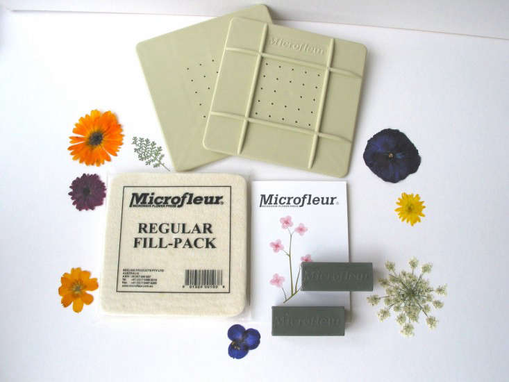 Microfleur flower press kit