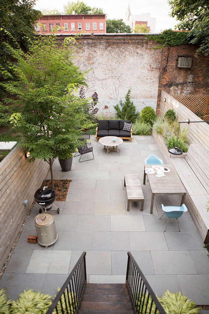 Garden Designer Visit A Low Maintenance Brooklyn Backyard