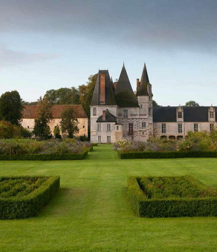 Normandy Chateau by Eric Sander