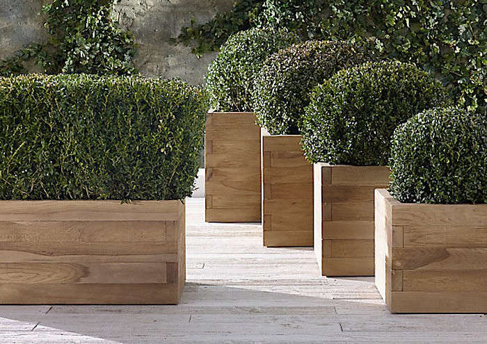 Reclaimed-French-Oak-Staccato-Planter-Gardenista