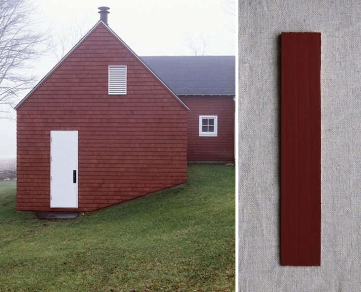 Palette paints 8 colorful exterior stains gardenista for Best exterior solid color stain