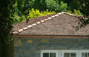 Red Clay Flat Tile Roof, Gardenista