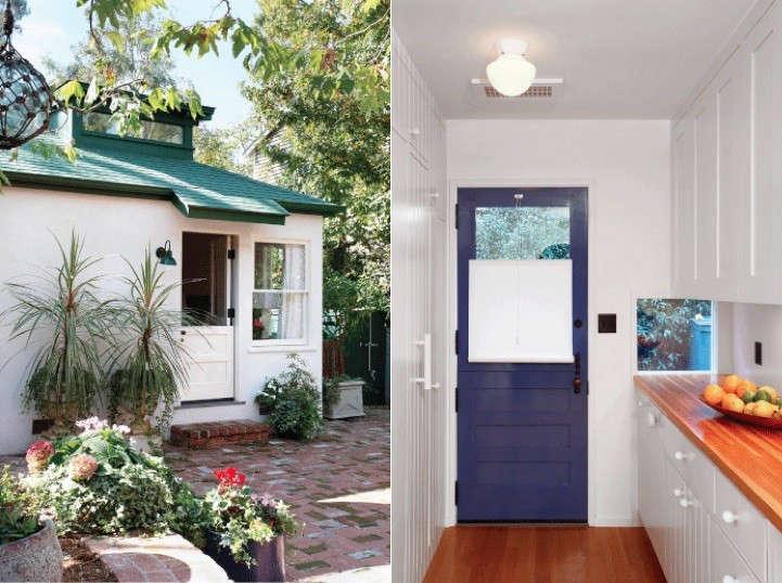Roy-McMakin-Santa-Monica-Cabin-Dutch-Door-Gardenista