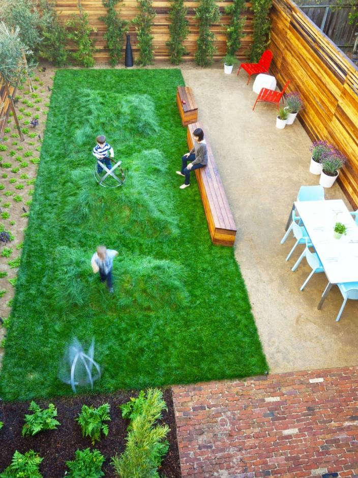 To Lawn Or Not To Lawn With Kids That Is The Question