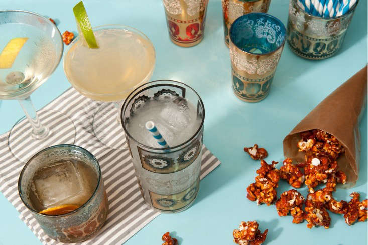 Summer Party Ideas Cocktails And Caramel Corn Gardenista