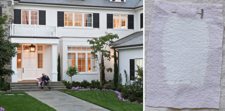 sherwin williams pure white best exterior house paints gardenista