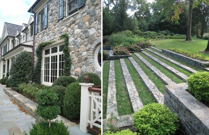 Susan-Wisniewski-Landscapes-Grand-Garden-WIth-Stone-Steps-Gardenista