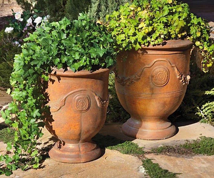 Terrazzino Garden Urns, Garden Urns Planters