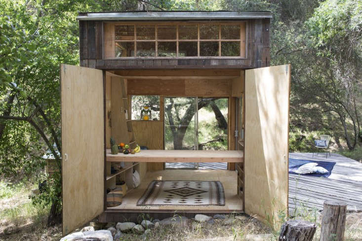 Outbuilding Of The Week A Bohemian Surf Shack In Topanga