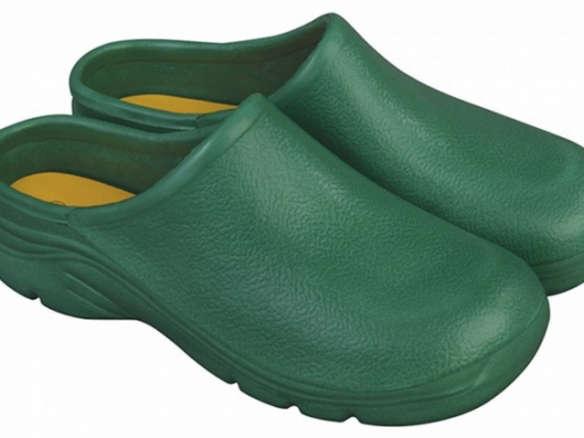 Briers Green Garden Clogs Waterproof Outdoor Hard Wearing Boots Shoes UK 4-12