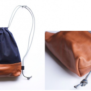 Weekendbag-Drawstring-wax-canvas-backpack-side1