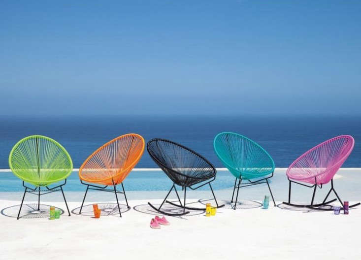 10 easy pieces the acapulco chair gardenista