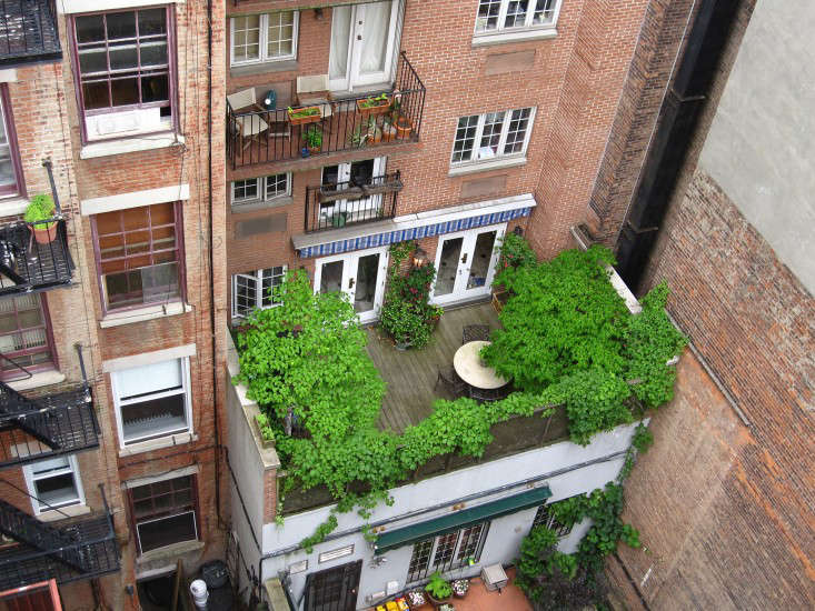 Apartment Therapy: 11 Garden Ideas to Steal from New York ...