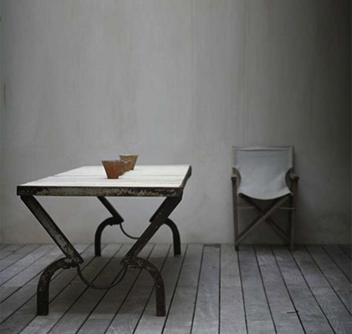 - Guilt Free: Salvaged Patio Furniture With Style - Gardenista