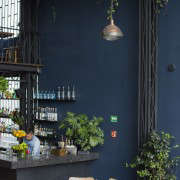 bar at romita restaurant in mexico city by mimi giboin for gardenista