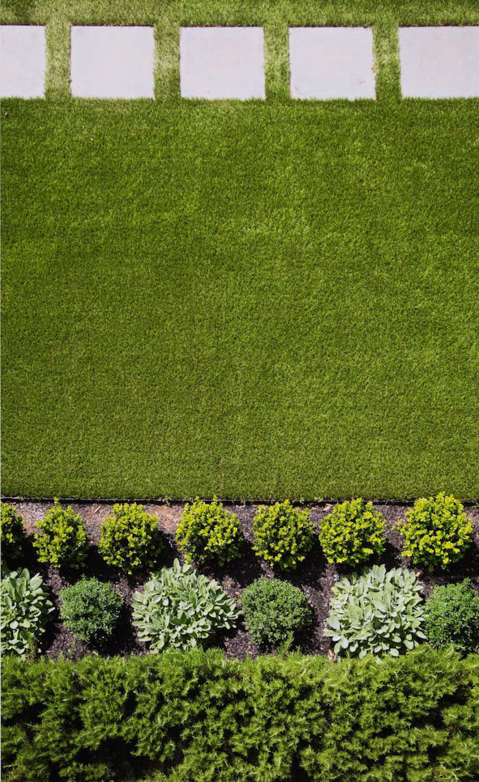Artificial Grass Backyard California